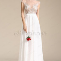 Affordable Simple Elegant Wedding Dresses