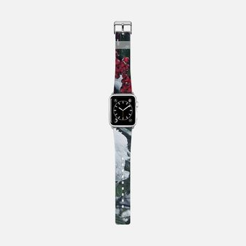 Winter and snow Apple Watch Band (42mm) by VanessaGF | Casetify