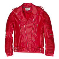 Stunter Jacket Red