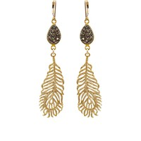 Alexandra Beth Designs Molly Earrings