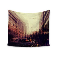 "Ingrid Beddoes ""London"" Wall Tapestry"