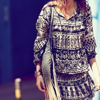 Free People Serra Do Mar Tunic