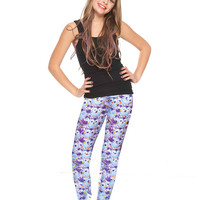 Girls Candy Crush Odus Leggings