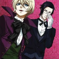 Wall Scroll - Black Butler 2 - Claude Alois Scheming New Licensed ge60454