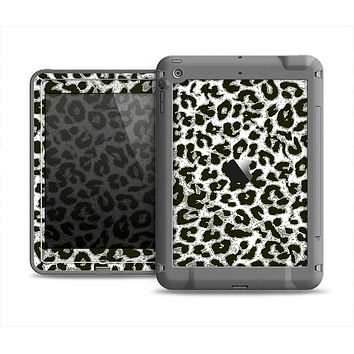 The Neutral Cheetah Print Vector V3 Apple iPad Mini LifeProof Fre Case Skin Set