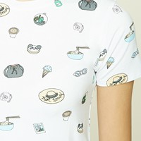 Foodie Graphic Tee
