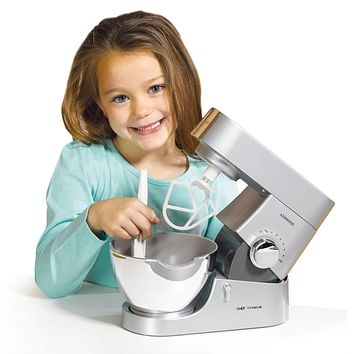 Kids Pretend Play Interactive Real Counter Mixer Playset