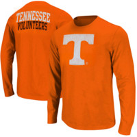 Tennessee Volunteers Touchdown Long Sleeve T-Shirt - Tennessee Orange