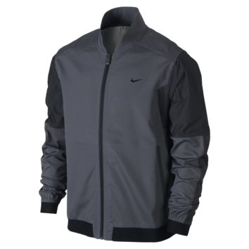 Nike Premium Bomber Men's Golf Jacket