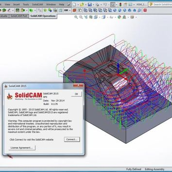 SolidCAM 2015 Product Key incl Crack Free Download