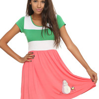 Her Universe Studio Ghibli Spirited Away Chihiro Cosplay Dress