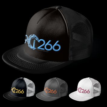 The Code: 90266 Trucker Hat