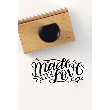 Stamp - Made with love