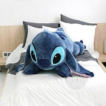 Disney Stitch 120cm(47.2inch) Lilo and Stitch Lying Big Size Doll