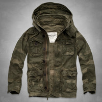Ampersand Mountain Parka
