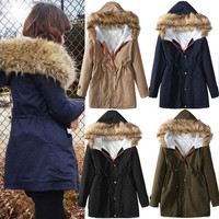 Winter Fashion Cotton Warm Jacket [9516223492]
