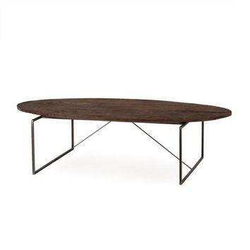 CATA COFFEE TABLE - PEROBA