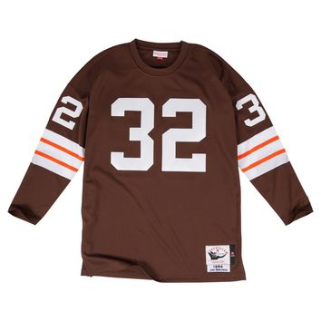 Jim Brown 1964 Cleveland Browns Mitchell & Ness Authentic Jersey