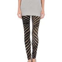 Blumarine Women - Pants - Leggings Blumarine on YOOX