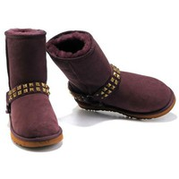Ugg Boots Black Friday New Arrival 9819 Purple For Women 98 72