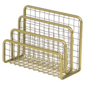 Threshold™ Rustic Wire Letter Sorter