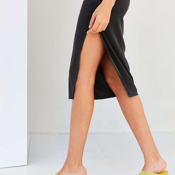Becky Suede Pointy Toe Mule - Urban Outfitters