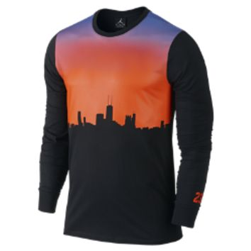 Jordan XX9 Long-Sleeve Men's T-Shirt, by Nike