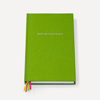Word To The Wise Journal, Green