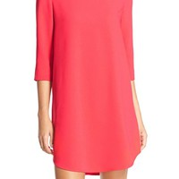 BB Dakota 'Jazlyn' Crepe Shift Dress | Nordstrom