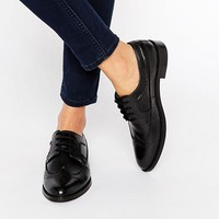 ASOS MAI Leather Brogues at asos.com