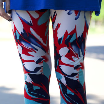 Everly Capri Leggings