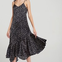 Kate Star Print Maxi Dress Discover the latest fashion trends online at storets.com