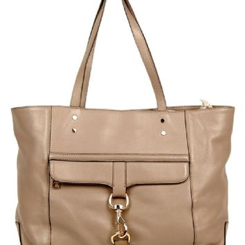 Rebecca Minkoff Bowery Taupe Tote