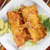 Easy Beef Enchiladas Recipe | RecipeGirl.com