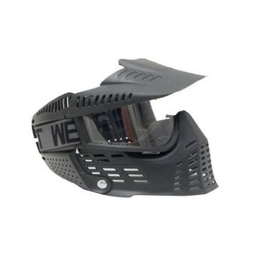 TSD Airsoft/Paintball Full-Face Mask, Goggle Lens