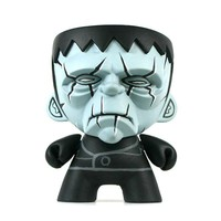 Hugh Rose The Damned Frankenstein Custom Dunny
