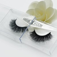 Hot Deal Sexy Thick Long Hot Sale Handcrafts False Eyelashes [51395133452]