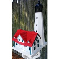 SheilaShrubs.com: Portland Head Lighthouse Birdhouse HOMEHB9048 by Home Bazaar: Birdhouses