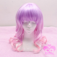 Sugar Lavender Wig from CosQueen