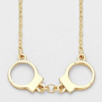 Best Gold Handcuff Necklace Products on Wanelo 07b54dbd5