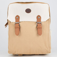 Roxy Likey Backpack Tan One Size For Women 25109041201