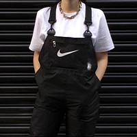 Nike Hot Sale 2017 Fashion Women Casual Overalls Jumpsuit(2-Color)-1