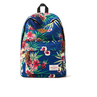 Camouflage Print Fashion School Backpack