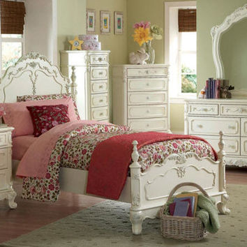 Priscilla Twin Size Bed