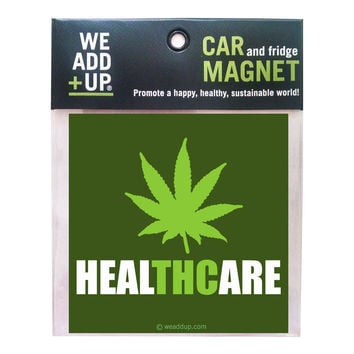THC Healthcare Magnet