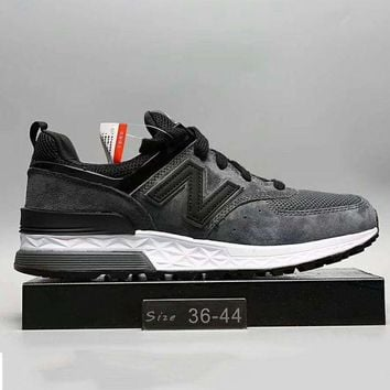 ONETOW new balance fashion casual all match n words breathable couple sneakers shoes blue navy red g a0 hxydxpf