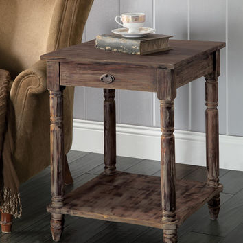 Crestview Thompson Nightstand - CVFZR405