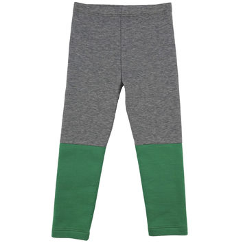 Marni Girls Two-Tone Leggings