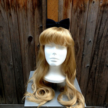 Alice in Wonderland Version B Park Look Princess Wig Screen Quality Custom Couture Styled