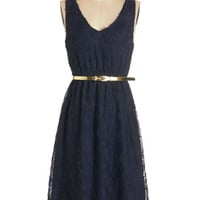 ModCloth Mid-length Sleeveless A-line Marvelous is More Dress